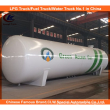 80, 000 Liters LPG Storage Gas Tanker 40mt for Sale