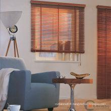 2014 decorative natural wood blind, wooden blind, wood window blind faux wood blinds
