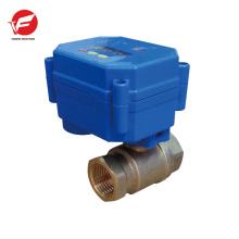 Válvula de controle de direção elétrica de cobre de melhor qualidade de 3/2