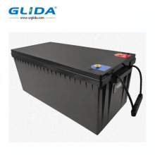 LiFePO4 12V 100AH Batterie für Solaranlage