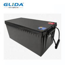 Batterie LiFePO4 12V 100AH pour système solaire PV