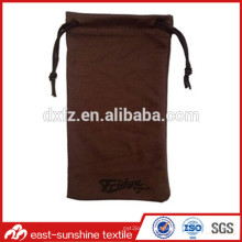 microfiber drawstring camera lens bag,custom bag for lens