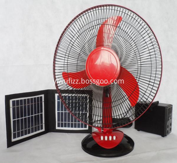 12V DC solar fans