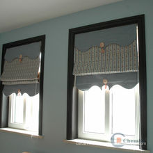 electrical roman blinds China manufacturer