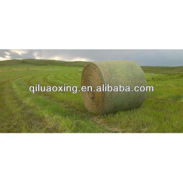 agricultura silagem fardos de fardos net rodada