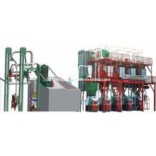60 toneladas por día de la máquina de molienda de harina