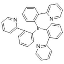 Tris (2-fenilpiridina) iridio CAS 94928-86-6