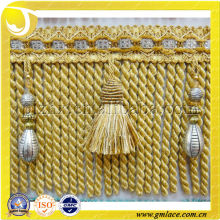 Großhandelsart und weiseverkleidungen für Vorhangkissenmöbeldekoration, Polyesterverkleidungen für Vorhang