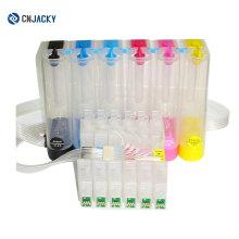 Impresora de inyección de tinta Colores UV Invisible Ink Tank