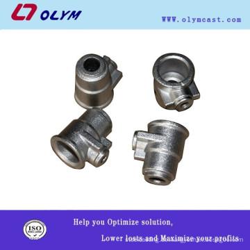 Kundenspezifische CNC-Bearbeitung Edelstahl Präzisions-Gießventil Teile