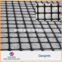 Geocomposite Geotextile Composé Geogrid Biaxial PP
