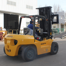 Best Quality for 7 Ton Diesel Forklift,7 Ton Forklift,7 Ton Forklift Trucks,Container Forklift Truck Manufacturer in China New 7 ton diesel forklift export to Kiribati Supplier
