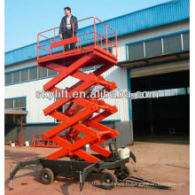 scisor potable lift_mobile scisssor ascenseur