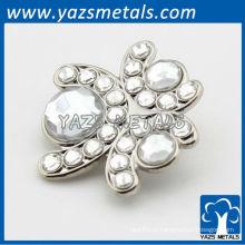 fabricante de China OEM broche de metal personalizado