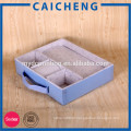 Textiles packaging paper corrugated gift box