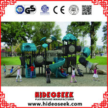 New Jungle Kids Plastic Outdoor Playground for Sale