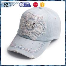 Chapeau de cowboy pliable design unique en usine fabriqué en Chine
