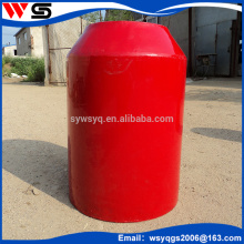 Fully coating cleaning oil gas pipeline PU foam pig