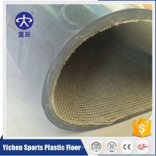 Revestimento de vinil comercial de rolo de PVC de qualidade superior
