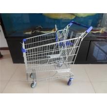 Австралия Стиль Супермаркет Корзина Тележки