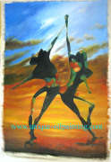 Oil Painting, Modern Oil Paintings, Abstract Oil Paintings