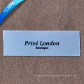 High Quality Custom Print Label/Brand Logo Printing Polyster Label