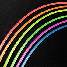 Universal fiber optic decorative lighting