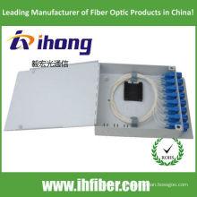 FTTH Mini 16 Core Fiber Optic Terminal Box Metall-Box