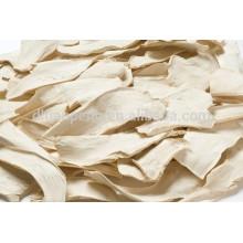 chips de rábano picante, copos