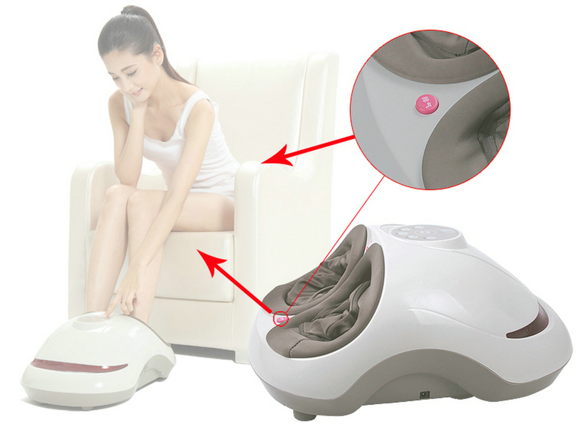 Heat Foot Massager