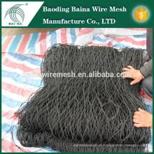 Flexível Multifuncional em aço inoxidável Corda de arame Mesh / Mesh Mesh / Zoo Fence Mesh