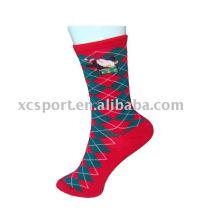 Calcetines de navidad para hombre