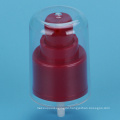 28/410 Overcap cream pump for cosmetic packaging