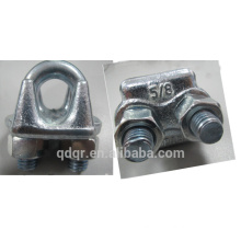 Hardware us type drop forged wire rope clip