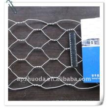 Directly Supply Galvanized Gabion Basket
