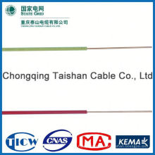 Professional Cable Factory Power Supply fire retardant electric wire