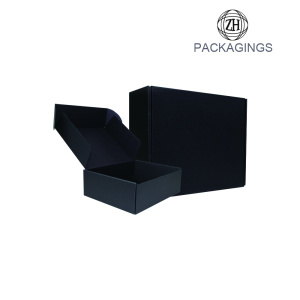 Custom made PANTON color print mailer box