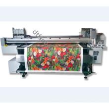 Impression directe numérique de Fd-Xc01 par l'encre réactive et l'encre de colorant