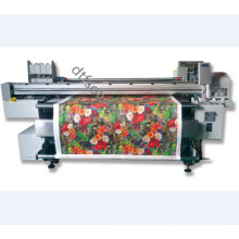 Fd-Xc01 Digital Direct Printing by Reactive Ink and Pigment Ink