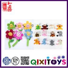 Becautiful Dekoration für benutzte Bäckerei-Ofen-Plüsch-Spielzeug-Magnet für kleinen Kühlschrank-Plüsch-Magnet-Spielzeug