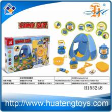 Chaussures chaudes pour enfants, jouets pour tente de camping, ensemble de cuisine de camping H155248