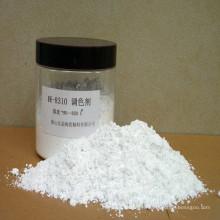 poudre de revêtement en verre de glaçage d'impression blanche de zirconium