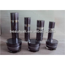 15ml 30ml 50ml 80ml 120ml pyramid acrylic lotion bottles