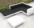 Patio Wicker Outdoor Sofa