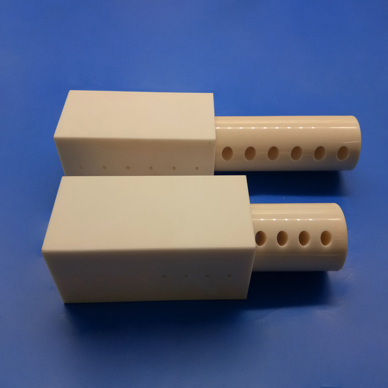 Alumina Dispersing Gas Filling Valve