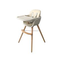 Cadeiras altas para bebês com bandeja removível e arnês de segurança
