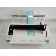 Máquina de selagem dentária para rolo de esterilização