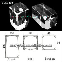 K9 Blank Crystal for 3D Laser Engraving