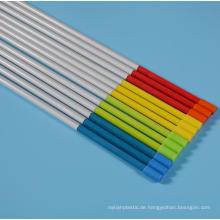 High Strength Color Fiberglas-Schneepfähle