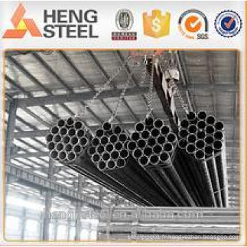 MS tube acier de Tianjin